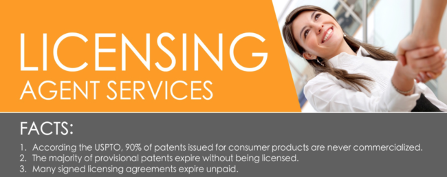 Product Licensing Agent Services by Carrie Jeske Inventive Ideas