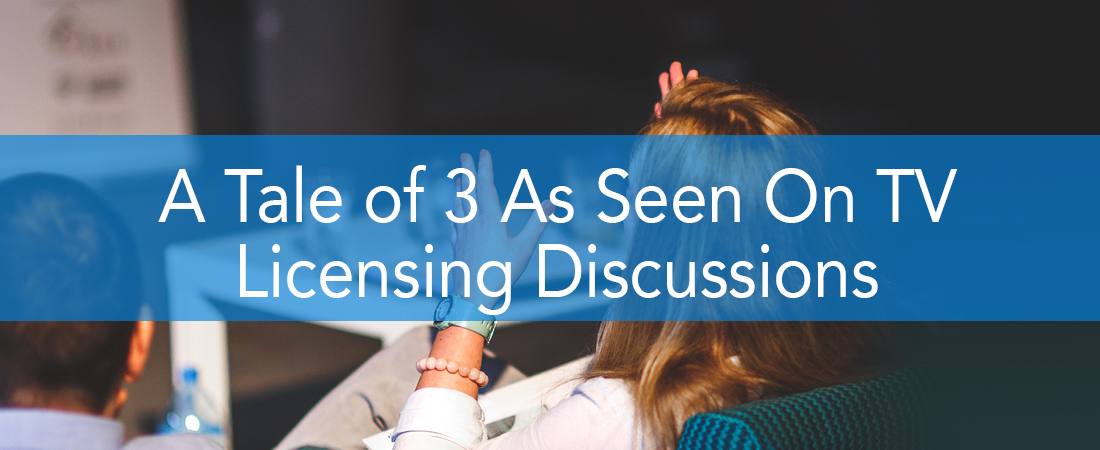 A Tale of Three ASOTV Licensing Discussions by Carrie Jeske