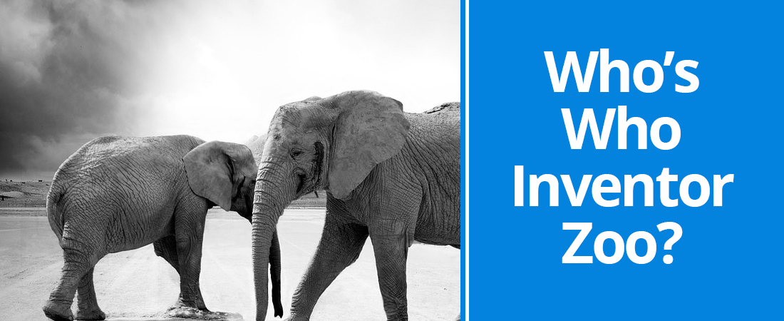 Who's Who Inventor Zoo?