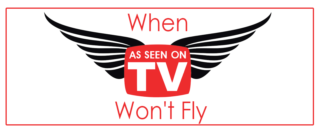 If As Seen On TV Won't Fly – Try A Niche Market by Carrie Jeske