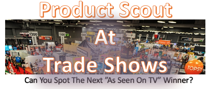 Product Scout At Trade Shows