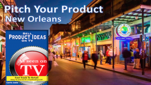 Carrie Jeske Reviews Invention Ideas in New Orleans