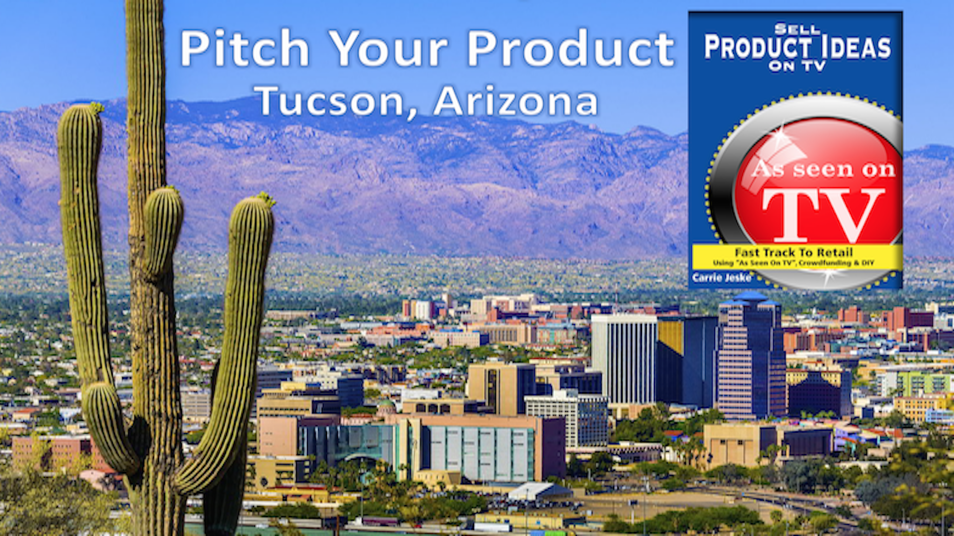 Tucson Arizonia Inventor Invention Carrie Jeske Reviews